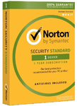 NORTON SECURITY STANDARD V 3.0 | 1 Gerät/1 Jahr | Win/Mac/iOs/Android | D/F/I/E | ESD