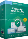 Kaspersky Total Security 2019 | D/F/I/E | PC/Mac/Android | ESD